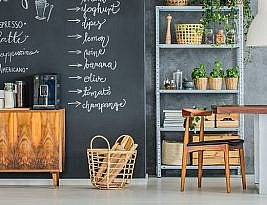 Stylish Kitchen And Dining Room With Functional Ideas